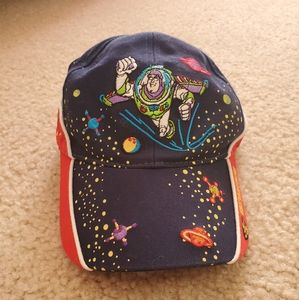 Buzz light year hat from disney world toddler size